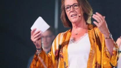 Gudstjeneste v/ Vibeke Frandsen
